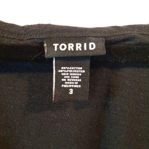 Torrid size 3X Sleeveless Shirt